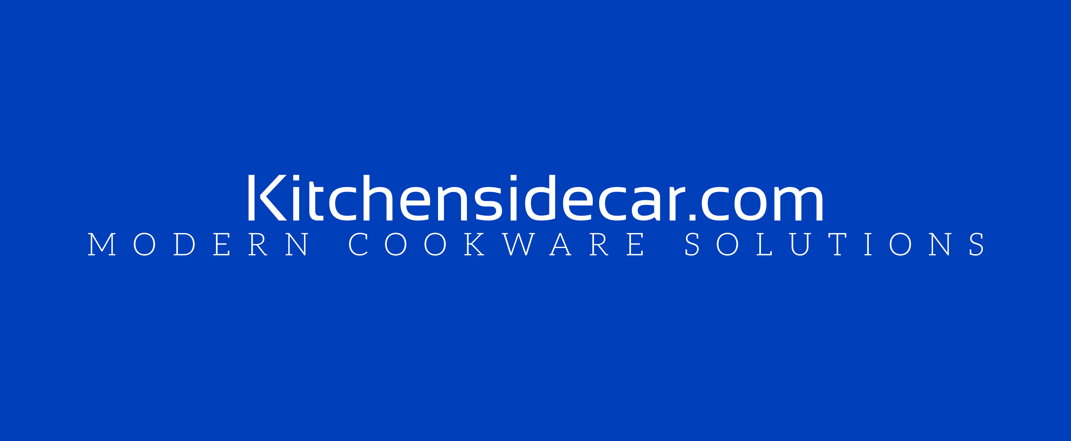 kitchensidecar.com